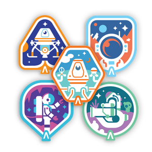 Astroneer Sticker Pack