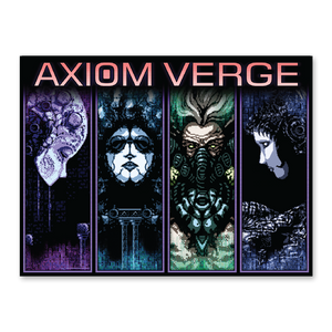 Axiom Verge - Pulling the Strings