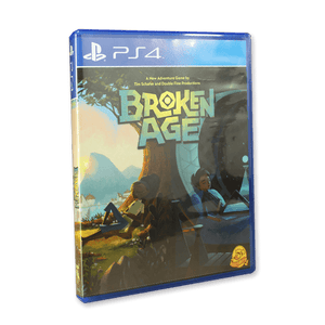 Broken Age for PS4 and PS Vita