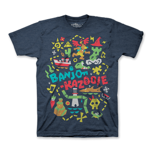 2f37cd14fdb Fangamer - Video game shirts, books, prints, and more.