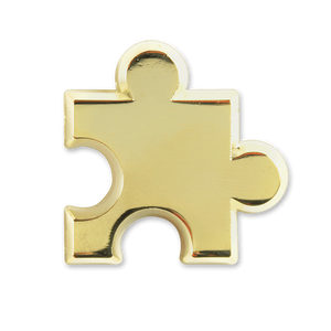 Golden Jiggy Pin