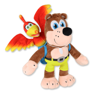 Banjo-Kazooie Plush Set