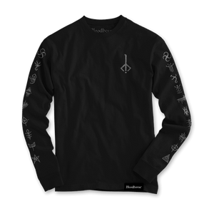 Caryll Runes Long-Sleeved Shirt