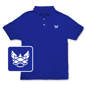 Blue Shell Polo