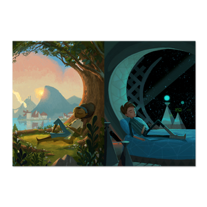 Broken Age Sleep