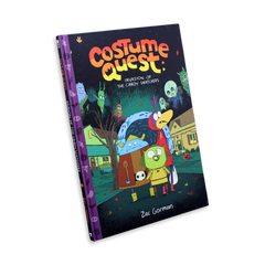 Costume Quest: Invasion of the Candy Snatchers