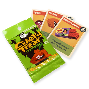 Creepy Treat Combat Trading Cards