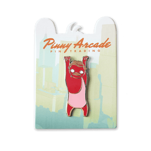 Gang Beasts Pinny Arcade Pin
