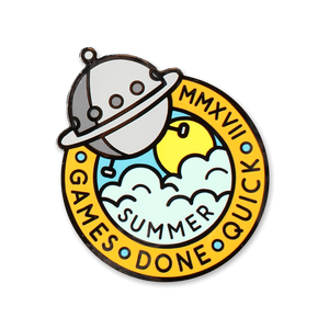 SGDQ 2017 Limited Edition Pin