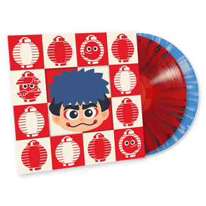 The Legend of the Mystical Ninja Vinyl Soundtrack