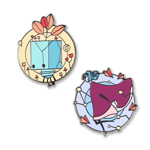 Hopeful Pin Set