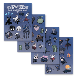 Hallownest Sticker Set