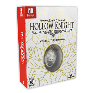 Hollow Knight Collector's Edition