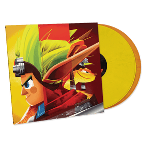 Jak and Daxter Soundtrack Collection Vinyl