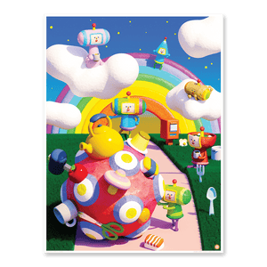 We All Heart Katamari