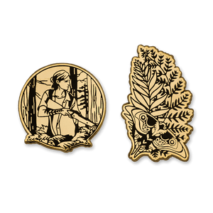Ellie Pin Set