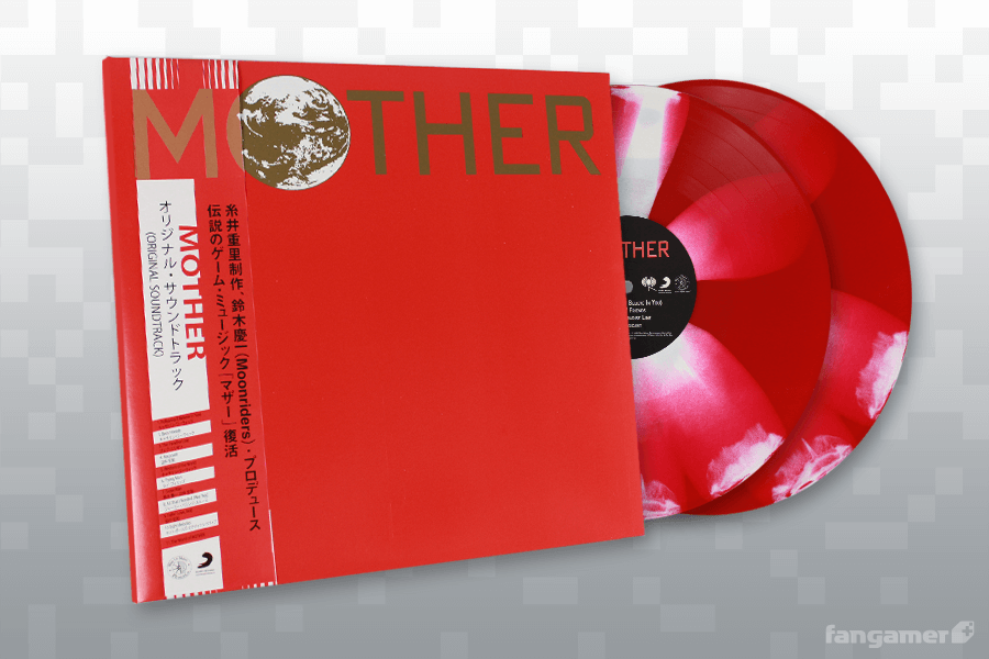 Mother Vinyl Soundtrack Fangamer