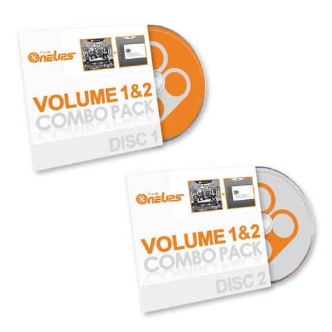 The OneUps Volumes 1+2
