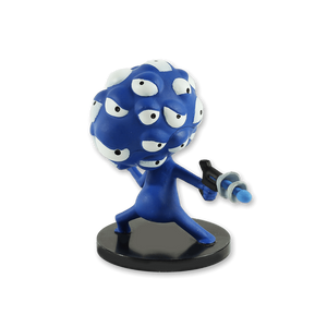 Nuclear Throne - Eyes Figurine
