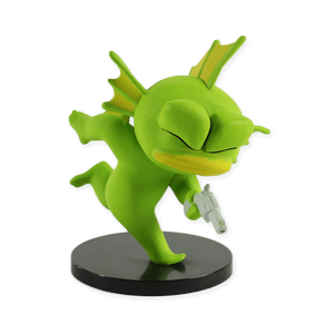 Nuclear Throne - Fish Figurine