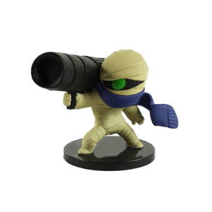 Nuclear Throne - Rebel Figurine