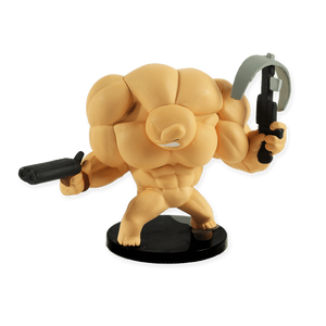 Nuclear Throne - Steroids Figurine