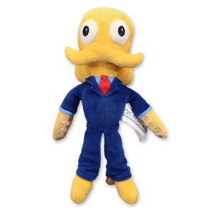 Octodad Plush