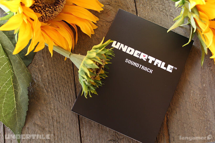 Undertale Original Soundtrack Fangamer