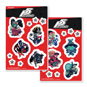 Persona 5 - Sticker Sheet Set