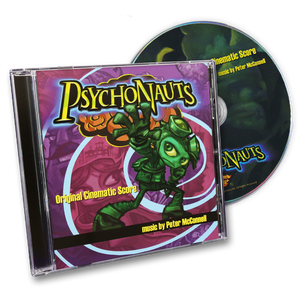 Psychonauts Original Cinematic Score
