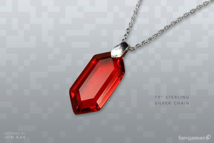 Rupee Necklace - Fangamer