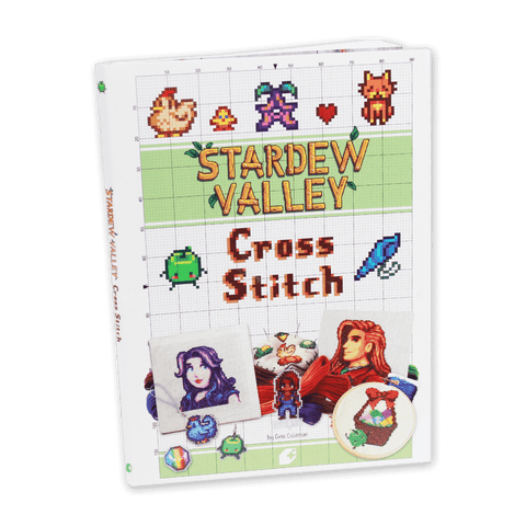 Stardew Valley Cross Stitch Guide