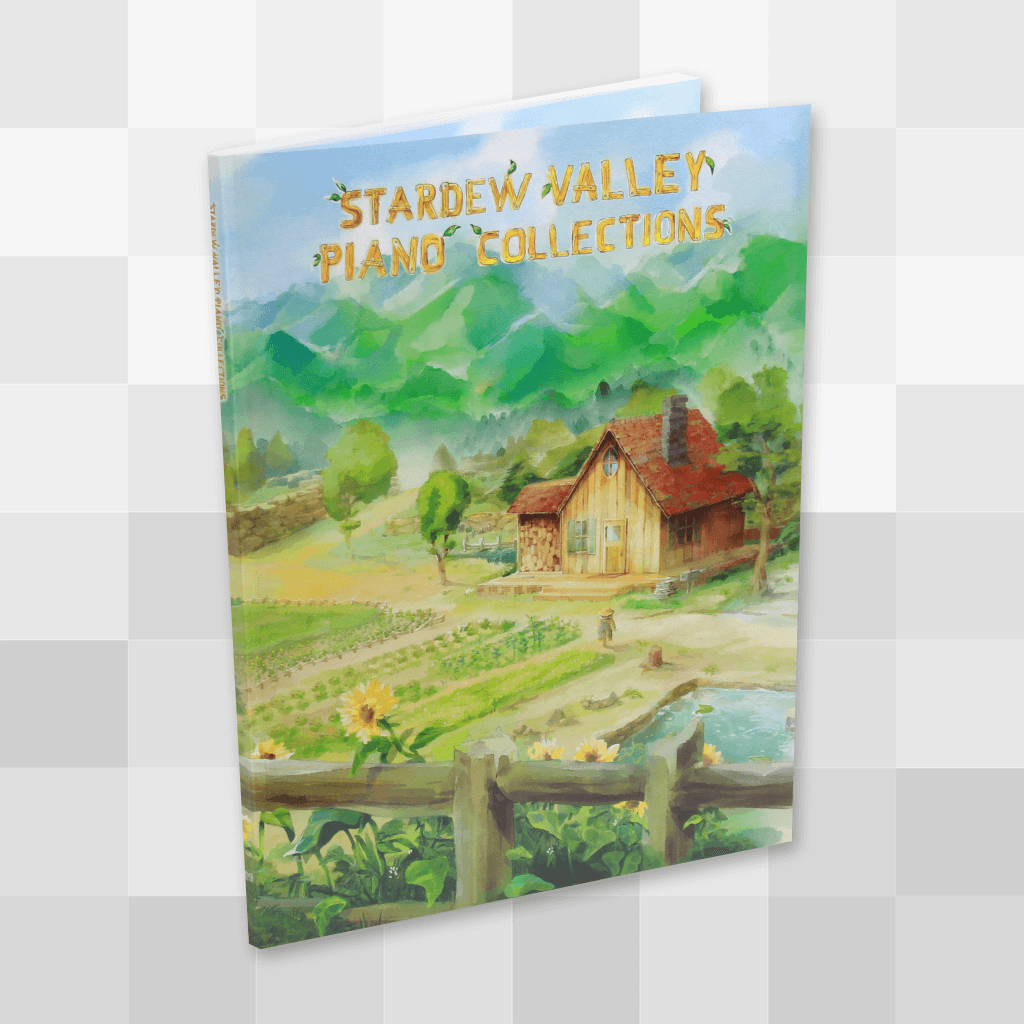 Stardew Valley Piano Collections Fangamer