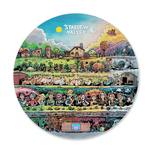 Stardew Valley Vinyl Slipmat
