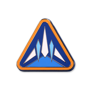 Space Wing Lapel Pin