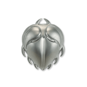Space Beetle Pin