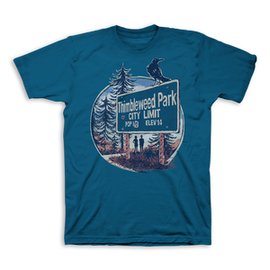 Thimbleweed Park City Limits