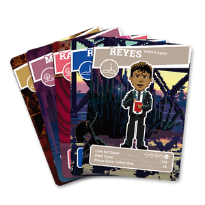Thimbleweed Park Trading Cards
