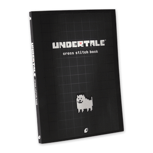 UNDERTALE Cross Stitch Book