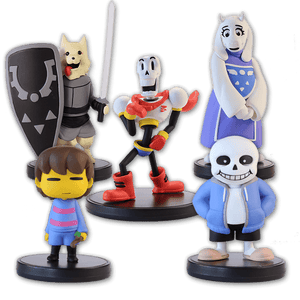UNDERTALE Little Buddies - Series 1 Complete Set