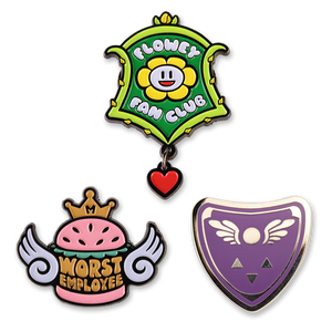UNDERTALE Lapel Pin Combo