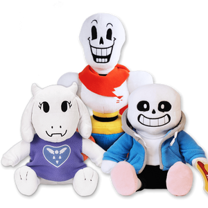UNDERTALE Plush Combo