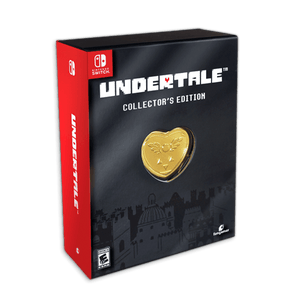 UNDERTALE Game Physical Edition