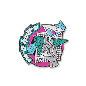 VA-11 HALL-A Pin