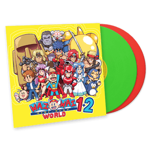 Wai Wai World 1+2 Vinyl Soundtrack