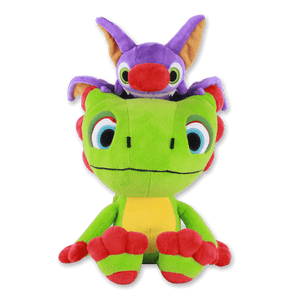 Yooka-Laylee Plush Set