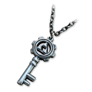 Small Key Necklace