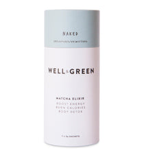 Well and Green Naked Mini Matcha Pack