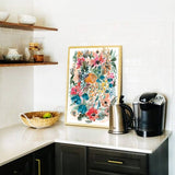 Floral Watercolour Wall Art