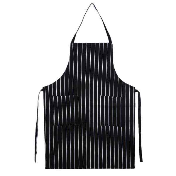 Striped Chefs Apron